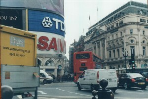 Picadilly Circus London