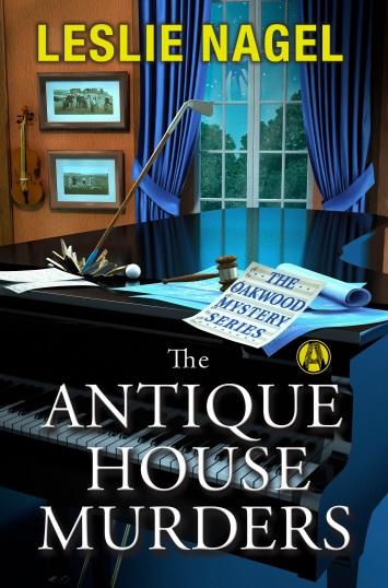 The Antique House Murders Cover