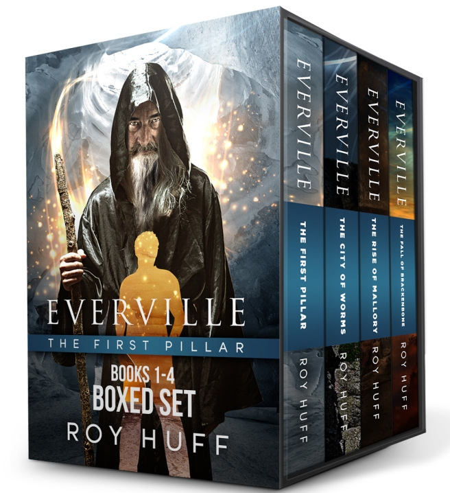 Everville Box Set 4 Books