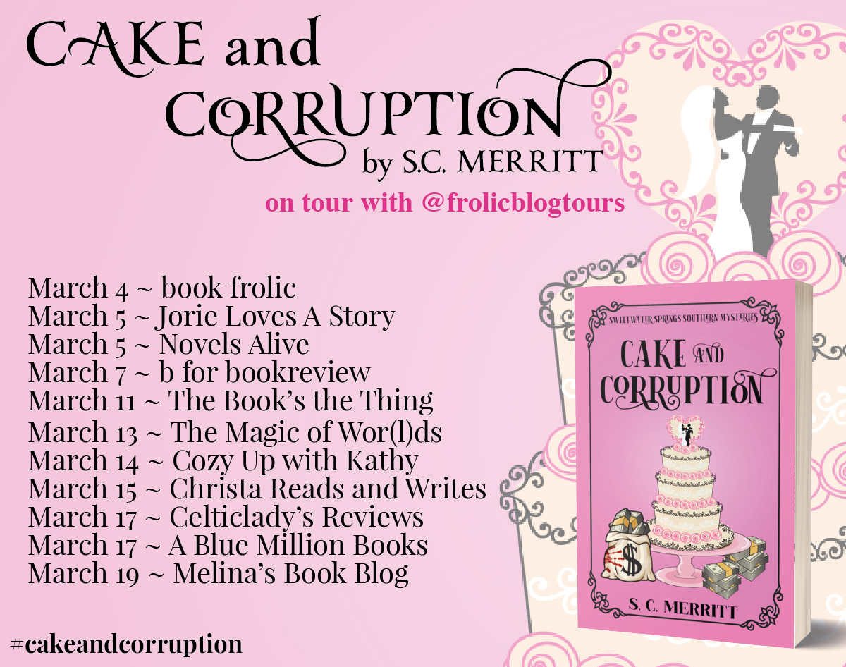 Cake and Corruption - tour schedule