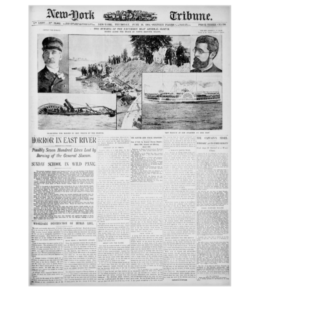 New-York Tribune, June 16, 1904, provided by Library of Congress